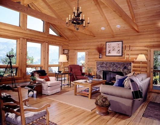 Lookout Mountain Log Homes Builders LLC